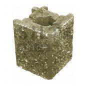 Камінь навісний кутовий Сілта-Брік Еліт 25-4 129х150х129 мм