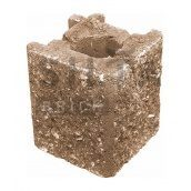 Камінь навісний кутовий Сілта-Брік Еліт 39 129х150х129 мм