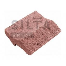 Камень навесной лицевой Силта-Брик Цветной 24 200х150х65 мм