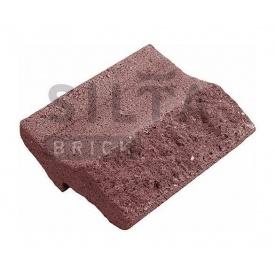 Камень навесной лицевой Силта-Брик Цветной 24-2 200х150х65 мм