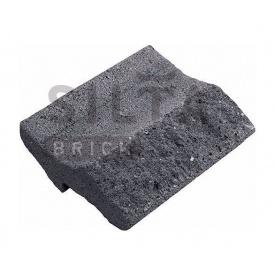 Камень навесной лицевой Силта-Брик Цветной 0-21 200х150х65 мм