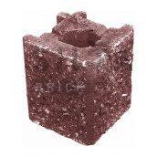 Камінь навісний кутовий Сілта-Брік Еліт 24-2 129х150х129 мм
