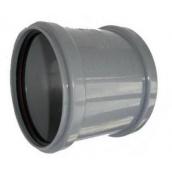 Муфта для внутрішньої каналізації пропілен 50 мм