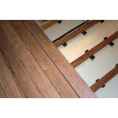 Розбирання дерев'яної підлоги