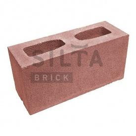 Блок гладкий Сілта-Брік Кольоровий 24 390х190х140 мм