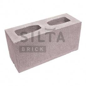 Блок гладкий Сілта-Брік Еліт 34-07 390х190х140 мм