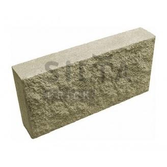 Цокольна плитка Сілта-Брік Кольорова 25 390х190х70 мм