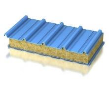 Сендвіч-панель Промстан з наповнювачем з мінеральної вати 100 мм