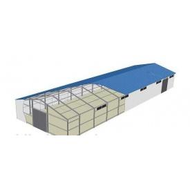 Строительство БМЗ-промышленного комплекса