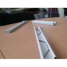 Профиль Промстан Зиг-Заг для крепления тепличной пленки 2,5 м
