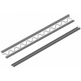 Профиль Промстан Зиг-Заг для фиксации пленки 0,65 мм