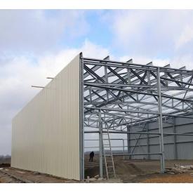 Будівництво спортзалу за проектом