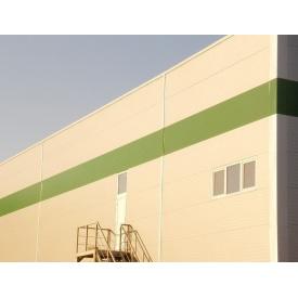 Монтаж быстромонтируемого здания БМЗ
