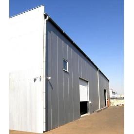 Проектування швидкомонтованої будівлі БМЗ