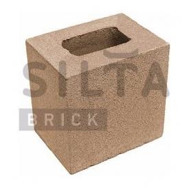 Полублок гладкий Силта-Брик Элит 39 190х190х140 мм