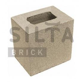 Полублок гладкий Силта-Брик Элит 38 190х190х140 мм