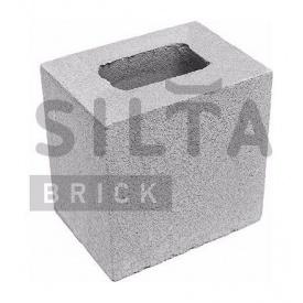 Напівблок гладкий Сілта-Брік Еліт 33 190х190х140 мм