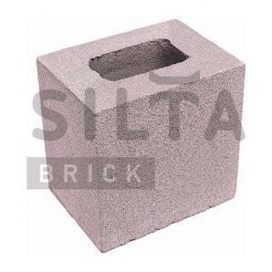 Напівблок гладкий Сілта-Брік Еліт 34-07 190х190х140 мм
