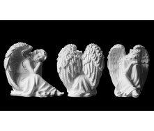 Скульптура Ангел 230х200х250 мм