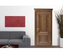 Дверь Lisma Классик 40х800х2000 мм коричневая