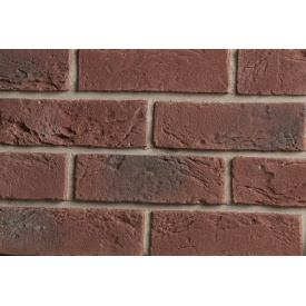 Плитка бетонна Einhorn під декоративний камінь бельгійський клінкер-520 64x205x15 мм