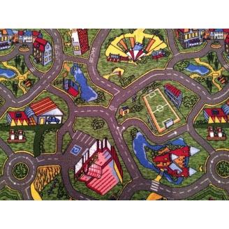 Дитячий килим Вітебські килими Лунапарк 1000 мм