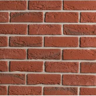 Плитка бетонная Einhorn под декоративный камень клинкер-35 64x205x15 мм