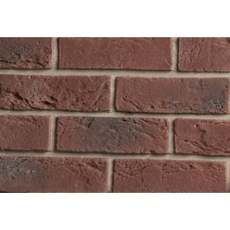 Плитка бетонная Einhorn под декоративный камень клинкер-520 64x205x15 мм