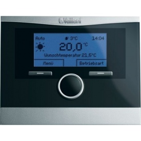 Програмований термостатичний регулятор Vaillant calorMATIC VRC 370 (0020108147)