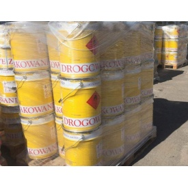 Краска для дорожной разметки BANDAX SPRINT 30 кг красная