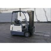 Оренда електронавантажувача Crown SC4220-1.3 4370 мм 1300 кг б/в