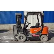 Оренда навантажувача Doosan D25G 4710 мм 2500 кг б/в