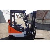 Оренда автонавантажувача Doosan G15S-5 2380 м/год 1500 кг б/в