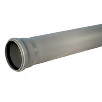 Канализационная Труба ППР 110x2,7x1000 мм