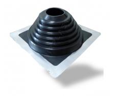 Фланцеве ущільнювач Wirplast Sealing Flange U4 76-152 мм чорний RAL 9005