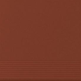 Сходинка клінкерна Cerrad 300х300х11 мм rot