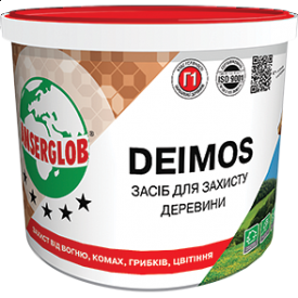 Препарат для деревини Anserglob Deimos безбарвний 5 кг