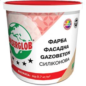 Фарба структурна Ceresit Gazobeton силіконова 28 кг