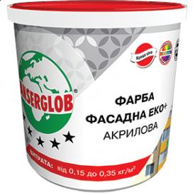 Фарба акрилова Anserglob Фасад Еко+ 14 кг
