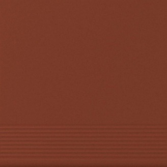 Ступень клинкерная Cerrad 300х300х11 мм rot