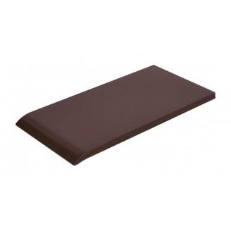 Плитка для парапету Cerrad гладка 100х200х13 мм braz