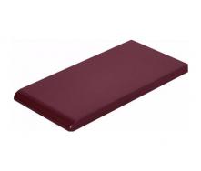 Плитка для парапета Cerrad гладкая 148х350х13 мм wisnia глазурованный