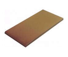 Плитка для парапета Cerrad гладкая 148х350х13 мм miodowy глазурованный