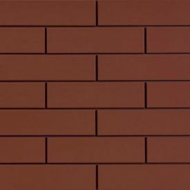 Фасадна плитка Cerrad гладка 245х65х6,5 мм burgund