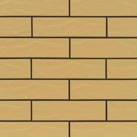 Фасадна плитка Cerrad структурна 245х65х6,5 мм piaskowe