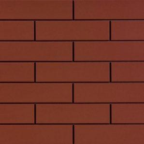 Фасадна плитка Cerrad гладка 245х65х6,5 мм rot