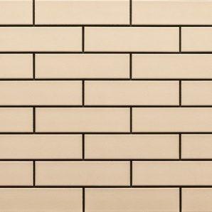 Фасадная плитка Cerrad гладкая 245х65х6,5 мм krem