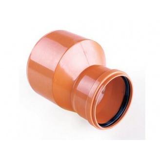 Редукция для наружных канализационных труб 250х200 мм