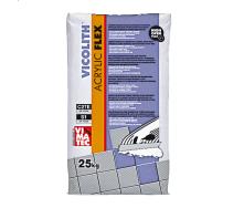 Клей для плитки VIMATEC VICILITH ACRYLIC FLEX 25 кг белый