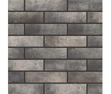 Фасадная плитка Cerrad Loft brick структурная 245х65х8 мм pepper